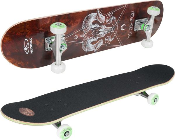 Hudora Skateboard Bronx ABEC 7 To Die For