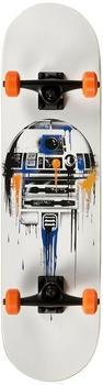 Powerslide Star Wars Skateboard Fading R2D2