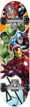 Stamp Avengers Skateboard