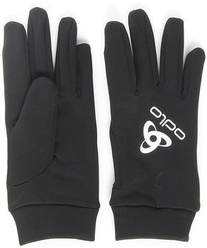 Odlo Stretchfleece Liner Gloves black