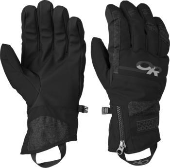 Outdoor Research Men's Riot Gloves black