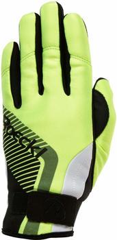 "Roeckl Sk Gloves ""Lambi"" neon yellow (3503-243-215)"