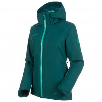 Mammut Cruise HS Thermo Jacket Women (1010-25001) teal/atoll