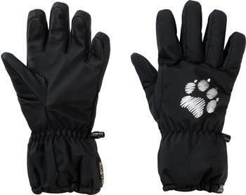 Jack Wolfskin Texapore Snow Glove Kids black