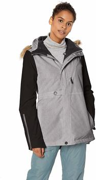 Volcom Fawn Insulated Jacket heather grey