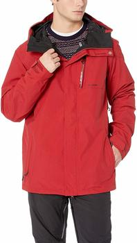 Volcom L Gore-Tex Jacket red