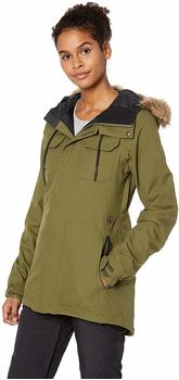 Volcom Shadow Insulated Jacket military