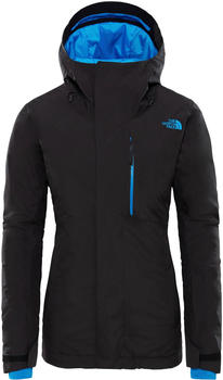The North Face Women's Descendit Jacket tnf black/blue
