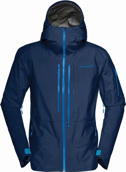 Norrøna Lofoten Gore-Tex Pro Jacket Men indigo night blue