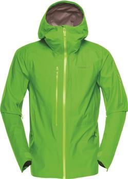 Norrøna Lofoten Gore-Tex Active Jacket Men clean green