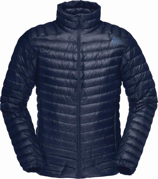 Norrøna Lofoten Super Lightweight Down Jacket Men indigo night blue