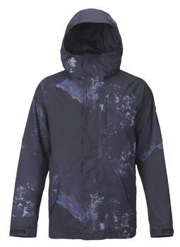 Burton Radial Jacket (149931) nix olympica