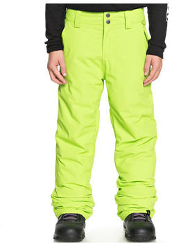 Quiksilver Estate Youth Pant 2019 Lime Green