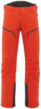 Fjällräven Bergtagen Eco-Shell Trousers M hokkaido orange