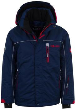 Trollkids Kids Holmenkollen Snow Jacket XT navy/red