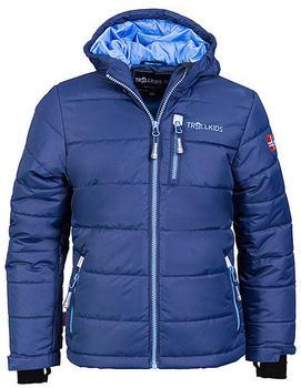 Trollkids Kids Hemsedal Snow Jacket navy/med blue