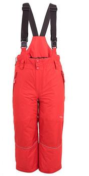 Trollkids Kids Telemark Snow Pants red