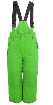 Trollkids Kids Telemark Snow Pants bright green