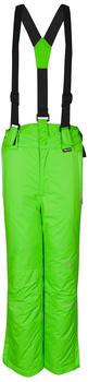 Trollkids Kids Holmenkollen Snow Pants Slim fit bright green