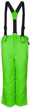 Trollkids Kids Holmenkollen Snow Pants bright green