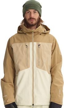Burton ak Men 2L Gore-Tex Swash Jacket canvas/safari/kelp
