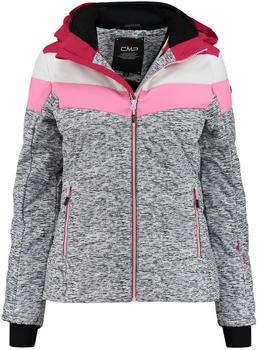 CMP Seventyone Pro Clima Protect Ski Jacket siber melange