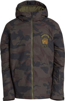 Billabong All Day 10K Snow Jacket camo
