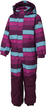 Color Kids Klement Coverall berry