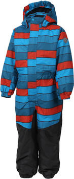 Color Kids Klement Coverall hawaiian surf