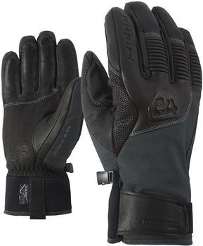Ziener Ganzenberg AS AW Glove grey/iron tec