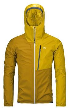 Ortovox 2,5L Civetta Jacket Men yellowstone