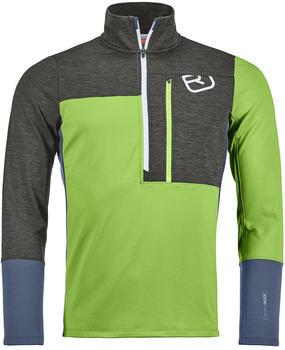 ortovox-fleece-light-zip-neck-m-matcha-green-87097-61501