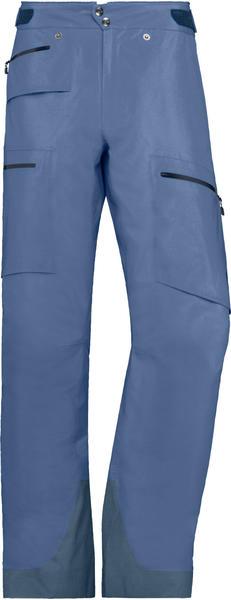 Norrøna Men's lyngen Gore-tex Pro Pants vintage indigo blue