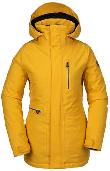 Volcom Shelter 3D Strch Jacket Women Yellow