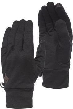 Black Diamond LightWeight WoolTech Gloves anthracite