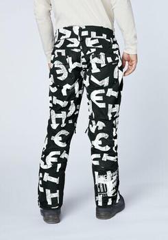 Chiemsee TAOS Men, Ski Pants, Regular Fit (22202404) 9010 black/white dif