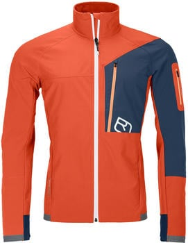 Ortovox Berrino Jacket M (60372) desert orange