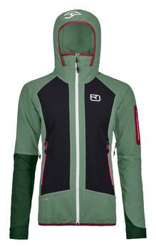 Ortovox Col Becchei Jacket W (60021) green isar
