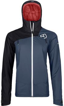 Ortovox 2L Swisswool Leone Jacket W night blue