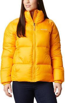 Columbia Puffect Jacket Women bright/marigold