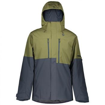 Scott Ultimate Dryo 10 Jacket (272507) green moss