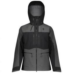 Scott Sports Scott Vertic GTX 3L Stretch Jacket black/dark grey melange