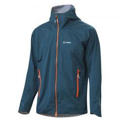 Löffler Premium Sportswear Löffler M Hooded Jacket Pace GTX Active teal