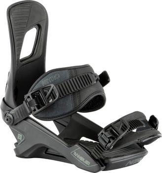 Nitro Rambler Snowboard Bindings (2021) ultra black