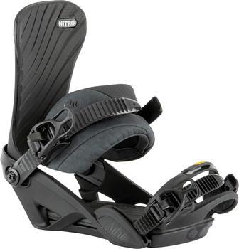 Nitro Ivy Snowboard Bindings (2021) ultra black