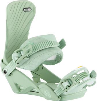 Nitro Ivy Snowboard Bindings (2021) icicle