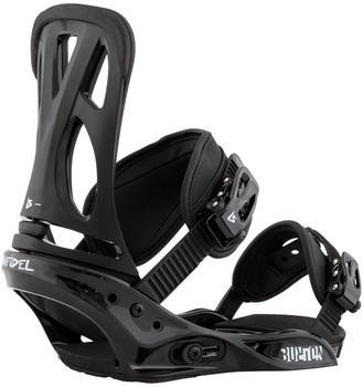 Burton Infidel Disc Snowboard Bindings (2021) black