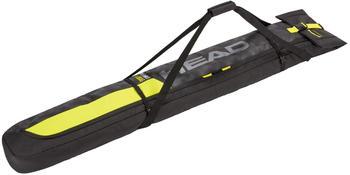 Head Single Skibag Short (2020) black/yellow