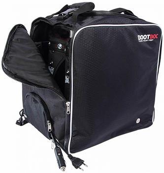 BootDoc Heated Ski Boot Bag black