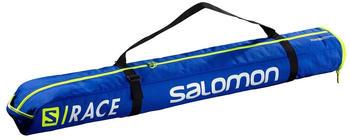 Salomon Extend 1 Pair 130+25 Jr Ski Bag race blue/neon yellow